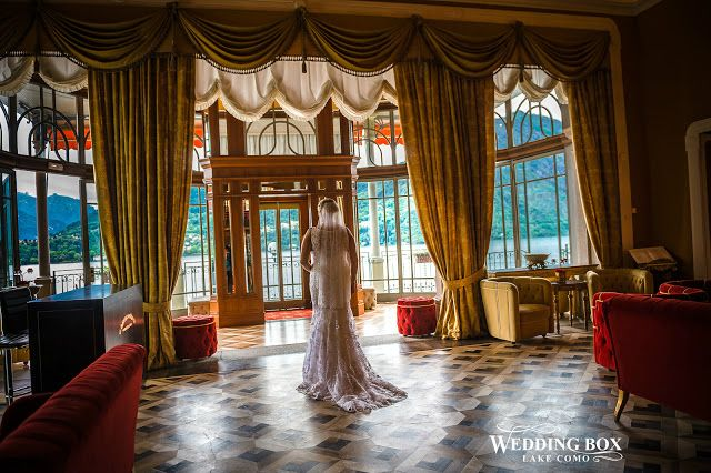 One of the most luxurious venues! Grand Hotel Tremezzo!