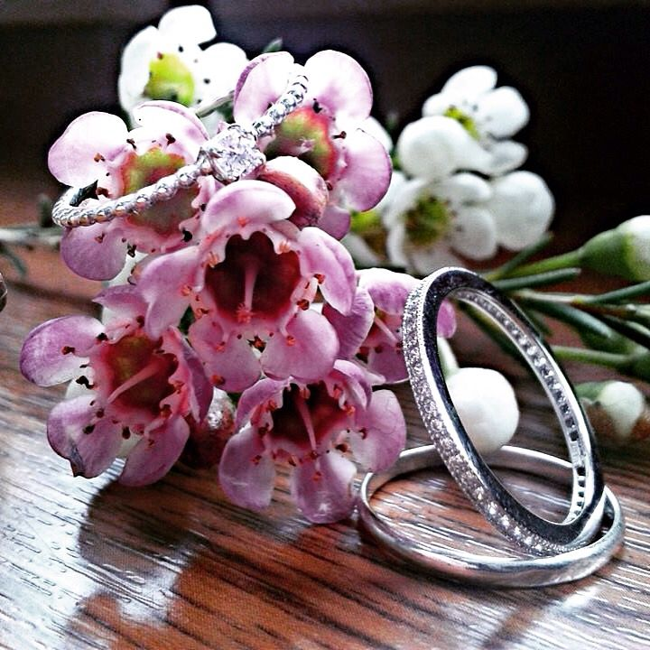 Waiting for spring - talise.ro #talise #rings #silver #accessories  #style #melor
