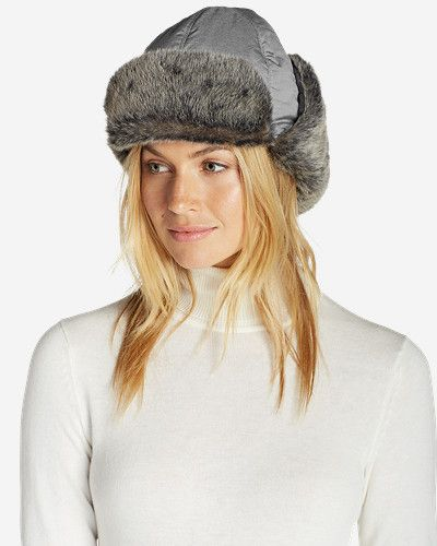 6ba52e9e5ae0e Women s Yukon Down Trapper Hat