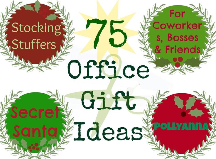santa holiday for office ideas secret party s gift offices - Christmas Pollyanna