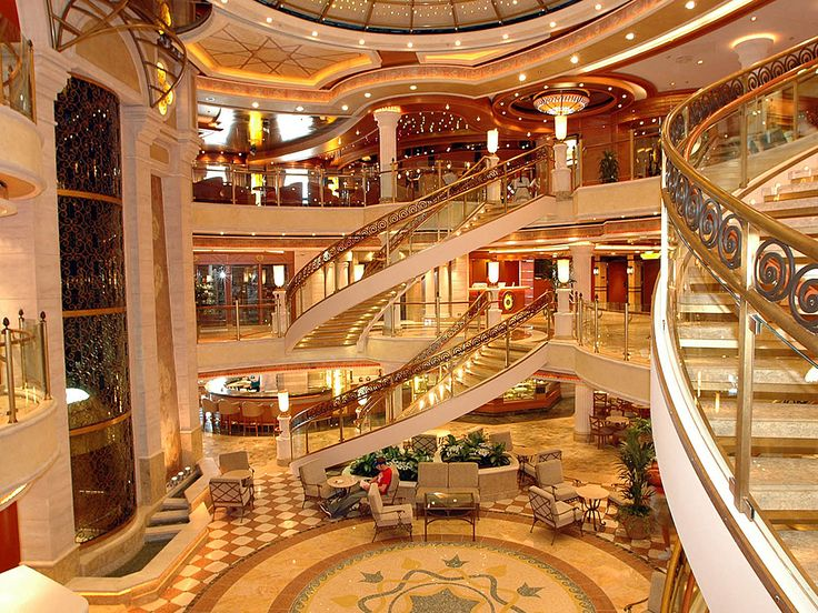 Las Mejores Ideas Sobre Best Cruise Ships En Pinterest - Inside of cruise ships pictures