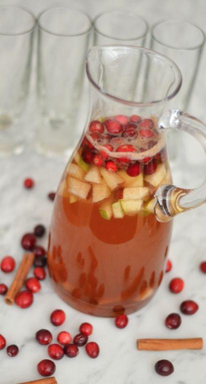 pear cranberry cranberry sangria fruit sangria winter sangria apple ...