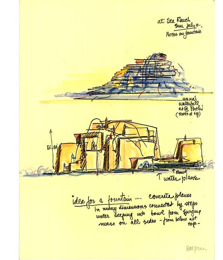 Halprin's Notebook: Page 9