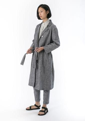 WOMENS CHAMBRAY DUSTER