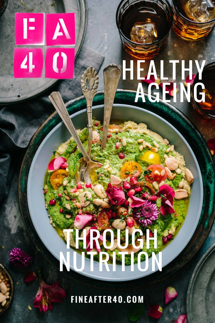 How does nutrition affect how we age? Nutritionist Sara Abel Smith talks all things healthy ageing.