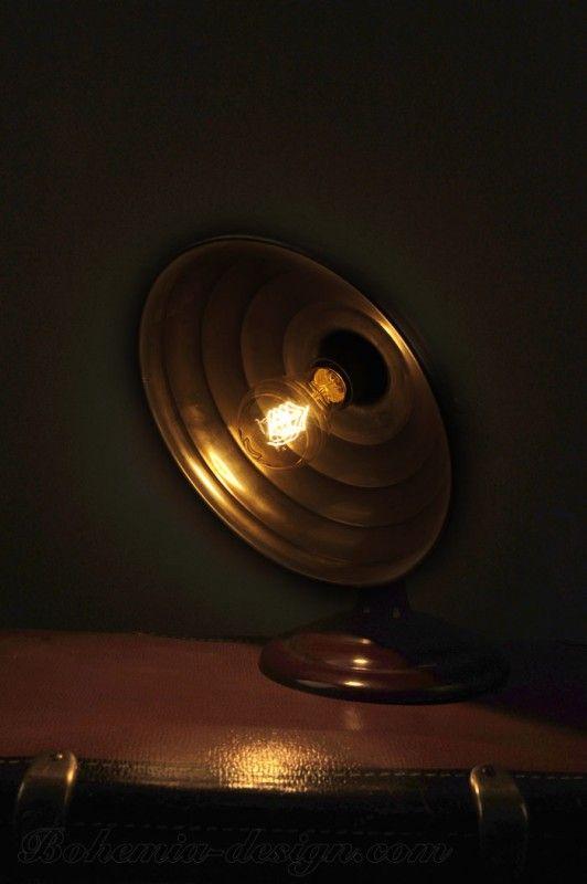 Stolní lampa reflektor