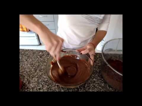 1080 Recetas | Bombones de chocolate y Dulce de Leche - YouTube