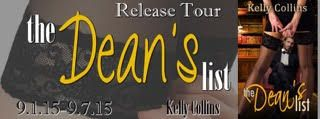 Finger Flipping Books:      THE DEAN'S LIST AUTHOR: Kelly CollinsGENRE: C...