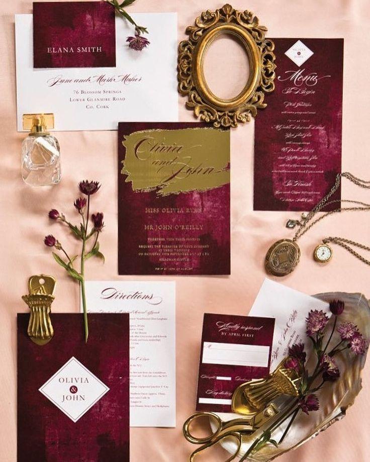 97 best Signature Range: Wedding Invitations images on Pinterest ...