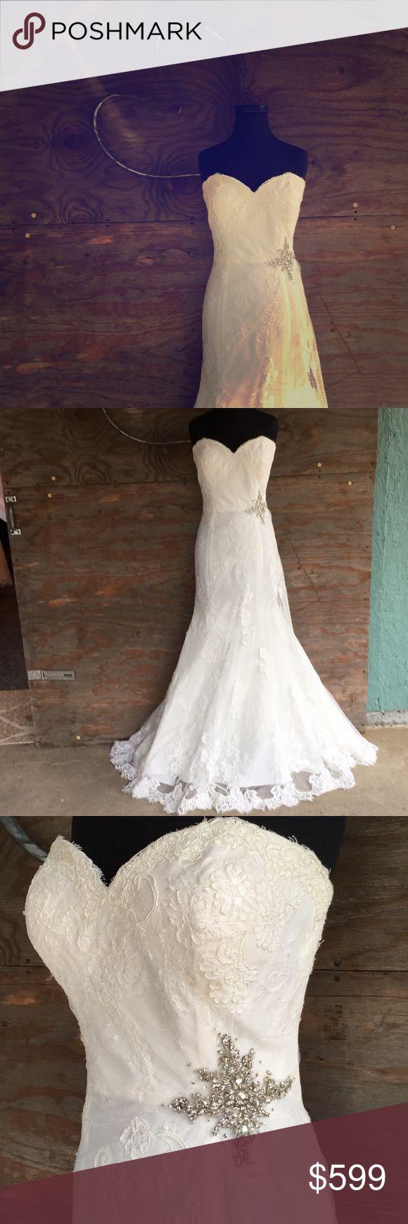 I just added this listing on Poshmark: 🆕 Impression Bridal style 10173. #shopmycloset #poshmark #fashion #shopping #style #forsale #Impression Bridal #Dresses & Skirts