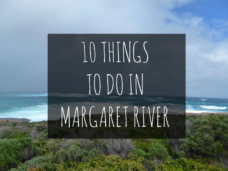 Whether you have a day, a weekend or a week, here are 10 things to do in the Margaret River region in Western Australia.