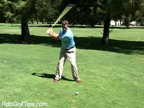 Ron del Barrios famous golf video on YouTube  - RDBGolfTips DVD - Golf Tips - Hit The Driver 300+ Yards!!!
