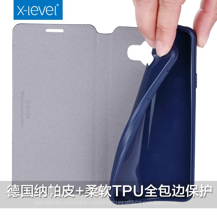 X Level Luxury Business PU Leather Case for Samsung Galaxy A3 2016 A310 Flip Cover for. Click visit to buy #FlipCase #case