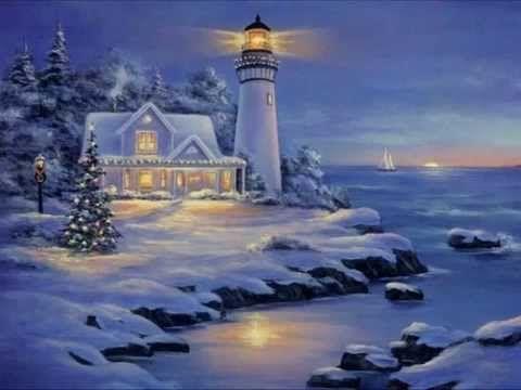 Grüße zum Weihnachtsfest mit Stille Nacht,heilige Nacht - YouTube