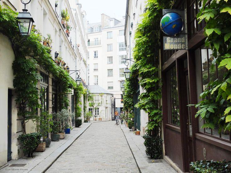 Paris bucolique #10 : en passant par la rue du Faubourg St Antoine   Les flâneries d'Aurélie