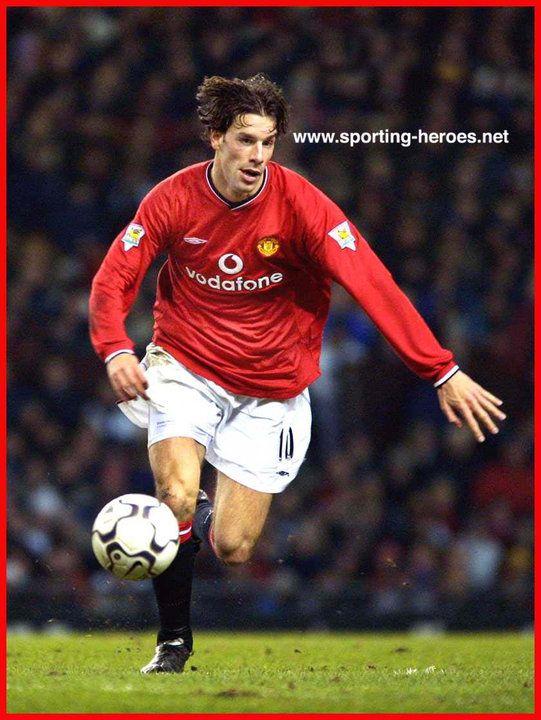Ruud VAN NISTELROOY Manchester United