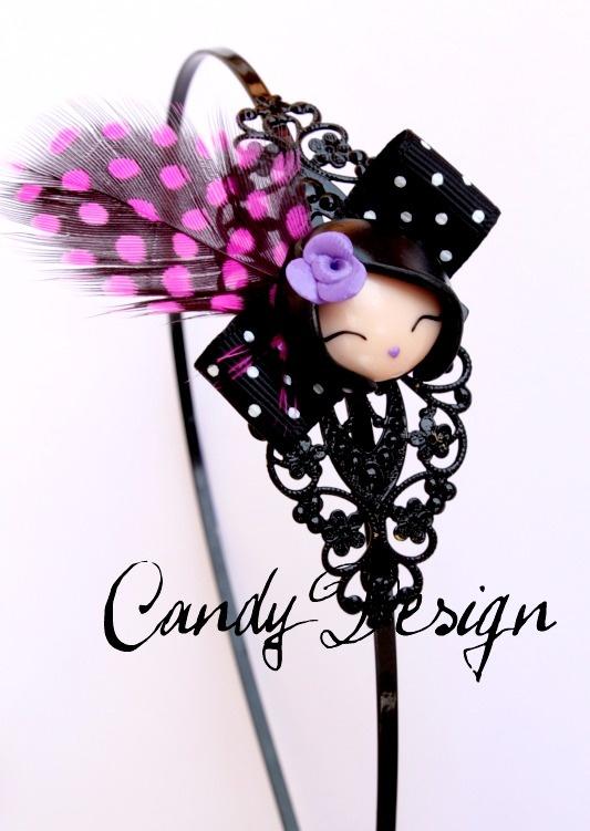 CandyDesign...tra arte e creatività...: ACCESSORI PER CAPELLI
