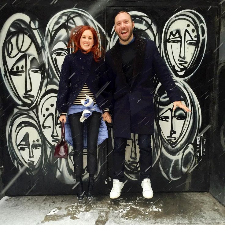 "Taylor Tomasi Hill ""Reunited! @devlin.patrick #NYFW #designdisrupted"""
