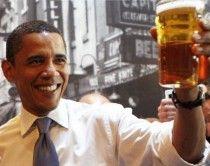 """L'ha offerta ai suoi ospiti, bevuta in loro compagnia e resa """"protagonista"""" della campagna elettorale. Ma la novità è che ora la bionda di Barack Obama non è più un mistero: l'assistant chef della"""