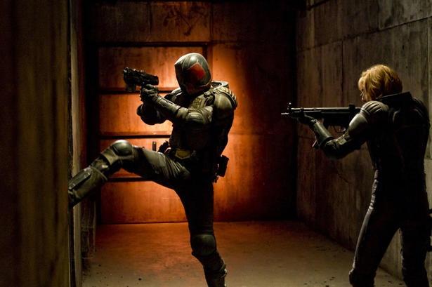 Reclaiming a sense of Dredd #movies #Judge #TIFFDredd 2012, Movie,  Violoncello, Dredd 3D, Karl Urban, Judges Dredd, Anderson Trailers, Dredd3D Start, Anderson Olivia
