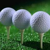 10Pcs High Grade Golf Ball White