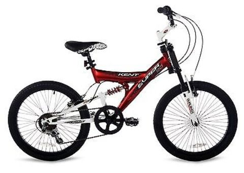 New Kent Super 20 Boys Bike 20-Inch, Kids Activity Ride On Toy, Free Shipping - 1/1