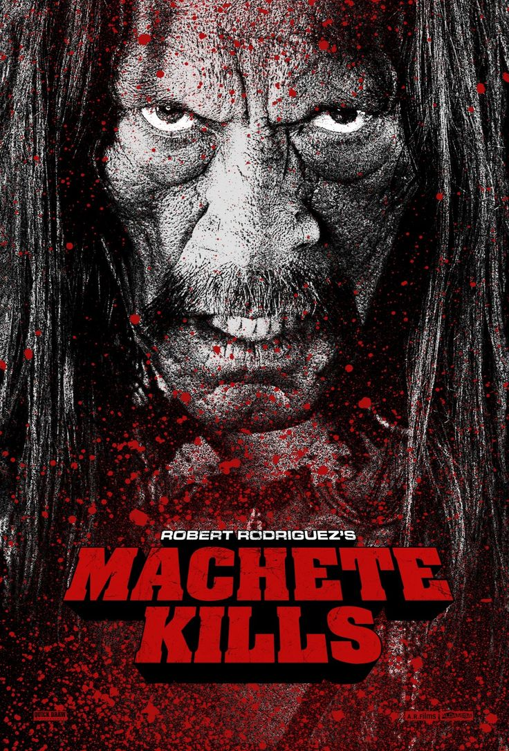 Extra Large Movie Poster Image for Machete Kills