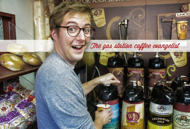 The 29 Different Types of Coffee Drinkers