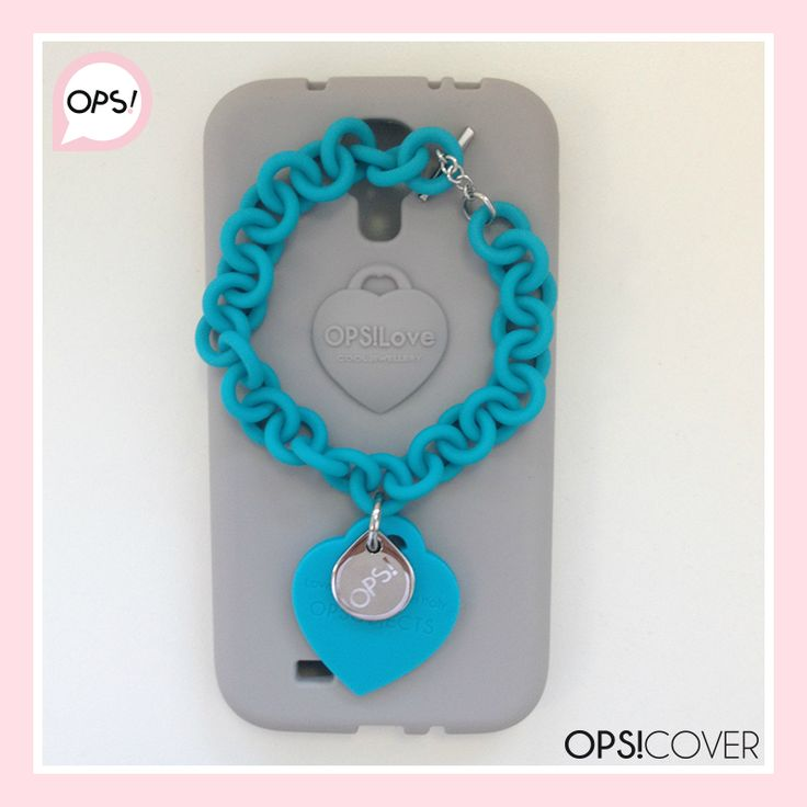 OPS!LOVE phone cover per iphone 4/5 e samsung s3/s4  Gioielleria Zimarino