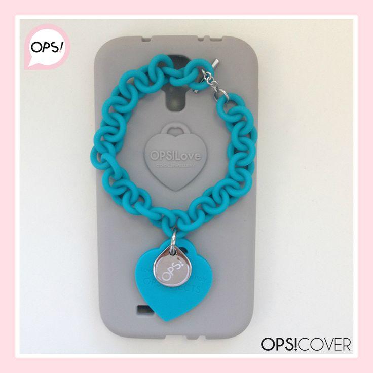 OPS!LOVE phone cover per iphone 4/5 e samsung s3/s4  Gioielleria Zimarino