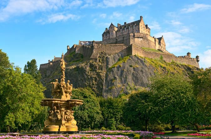 5-Day Best of Britain Tour: Edinburgh, Stonehenge, York, Bath, and Cardiff from London Get acquainted with a collection of must-visit British cities on an action-packed 5-day tour from London! Including overnight stays in York, Edinburgh, Liverpool and Cardiff, the tour also visits to Stratford-upon-Avon, Chester, Bath and Stonehenge — England's famous UNESCO-listed stone circle. Combine walking tours with visits to top attractions such as the birthplace of William...