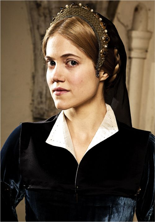 Charity Wakefield as Mary Boleyn in Wolf Hall (2015)
