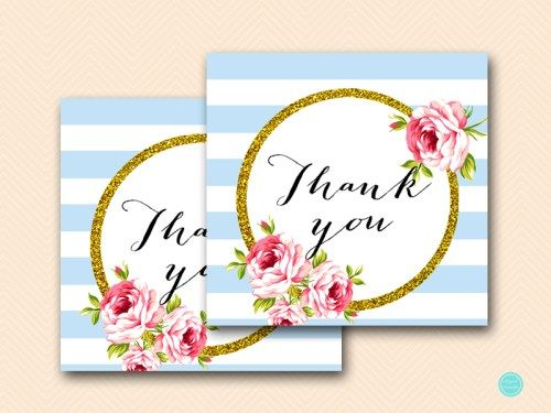 TLC50B thank-you-tags-square2in-baby-blue-and-gold-baby-shower-game