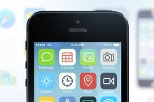 iOS 7 Flat Icons Reimagined ~~ Last Fall, Apple CEO Tim Cook fired long-time iOS manager Scott Forstall ending an era of skeuomorphismas it relates to software at Apple. Jony Ive took over as designer of all things and shortly after the org change, rumors spilled out of Cupertino …