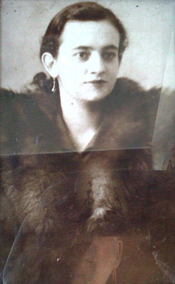 La señora Olinda