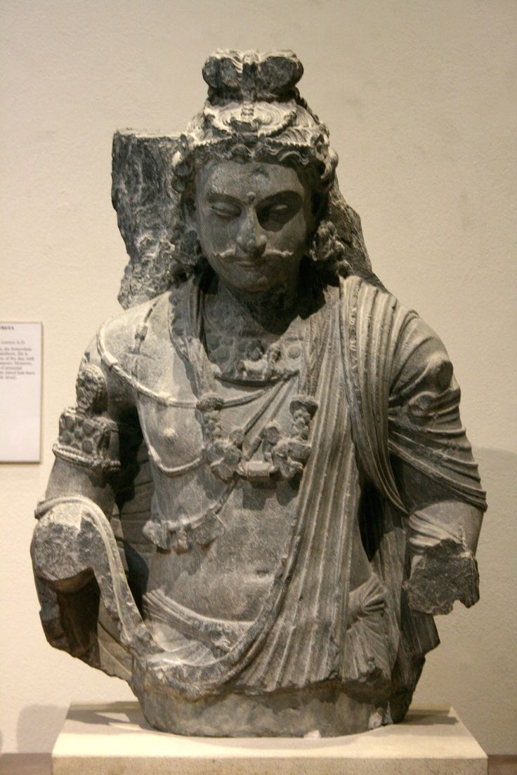 Maitreya Gandhara