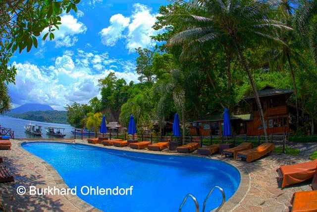 Good morning from Lembeh