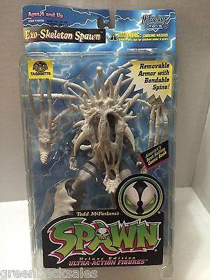 (TAS006779) - Todd McFarlane Toys Spawn Action Figure - Exo-Skeleton Spawn