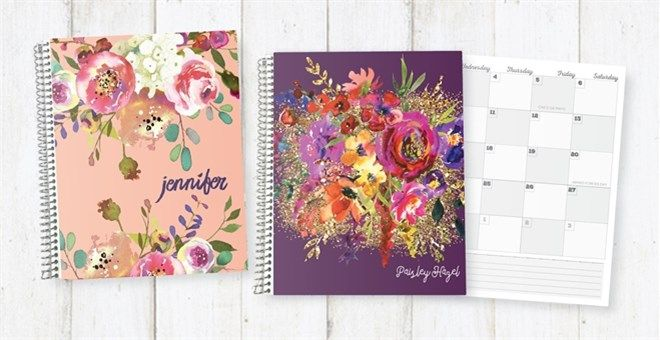 2018 Personalized Planner | Jane
