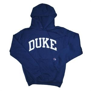 The Duck Shop - Fine Collegiate Duke Apparel - Duke Classic Arch Hoodie Royal (MUST BUY before move-in!)