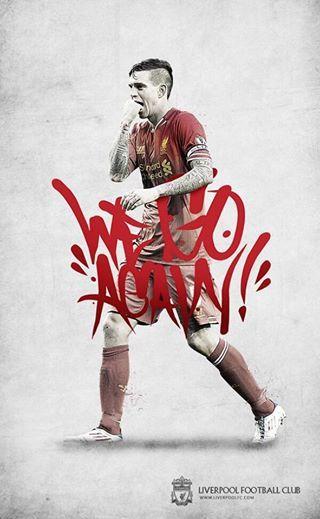 Liverpool FC Daniel Agger We Go Again