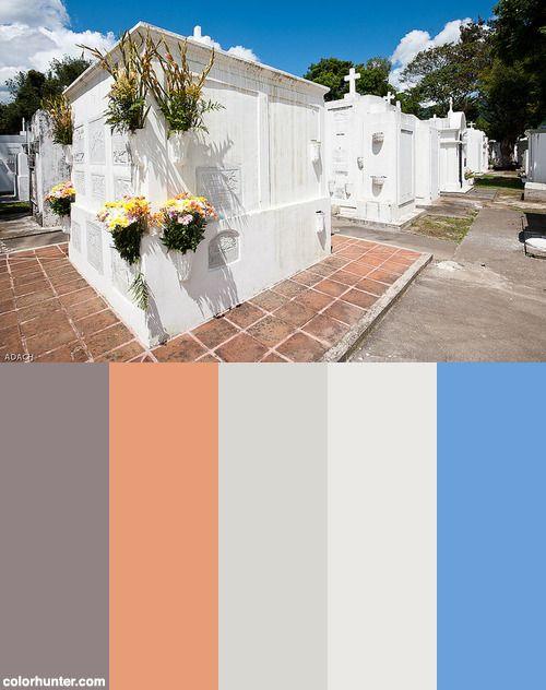 Antigua - Guatemala-144 Color Scheme