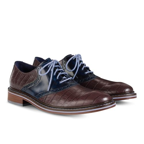 Cole Haan Colton Winter Saddle Oxford www.colehaan.com