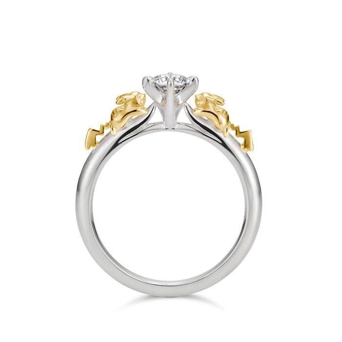 Pokemon Two Pikachu Ring