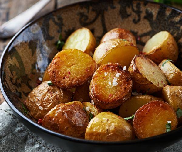 17 idées gourmandes pour accompagner un gigot d'agneau - Pommes de terre au four