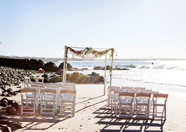 From Here to Eternity - Beach Styling | The Bride's Tree - Sunshine Coast Wedding