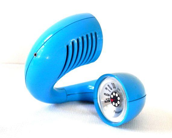 Mid Century Modern Tootaloop Panasonic Radio by bigbangzero, $74.00