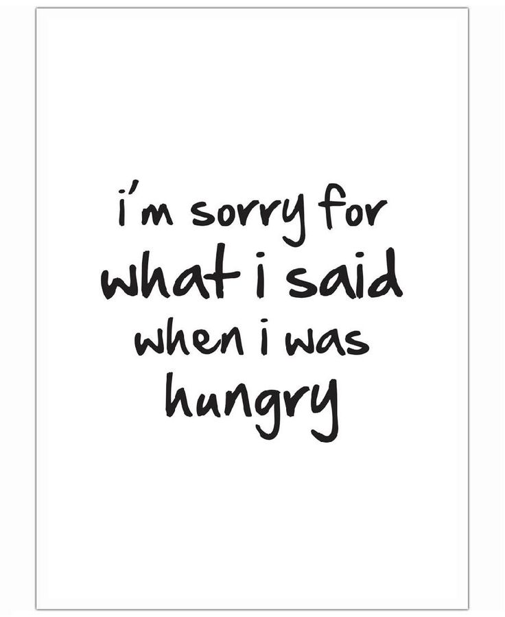 hungry VON Mottos by Sinan Saydik now on JUNIQE!