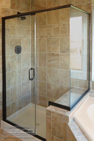 17 best ideas about shower doors on pinterest glass for 3 panel tub shower doors