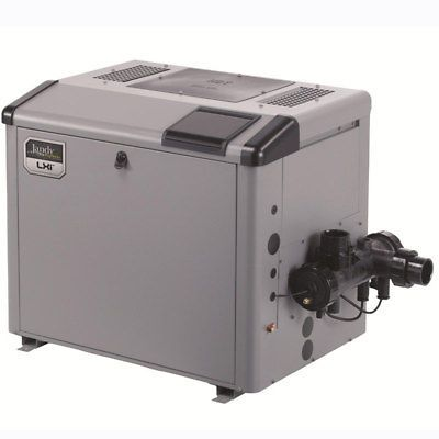 Jandy LXI400PN Propane (LP) Swimming Pool Heater w/Cupro-Nickel Heat Exchanger